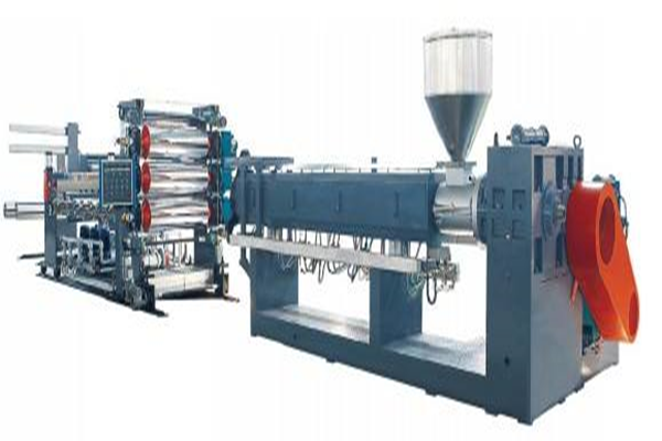 Specific Processing Flow of XPE Crosslinked Foaming Production Line